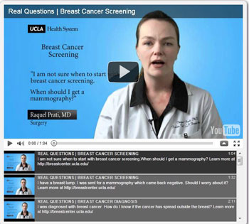 Breast Cancer Real Questions